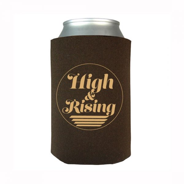 High & Rising Can Koozie