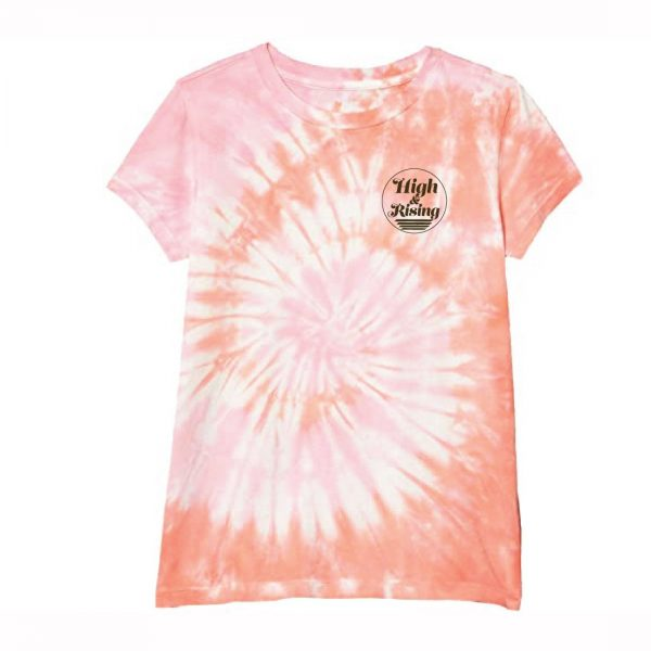 High & Rising Ladies Tie Dye Crew Neck